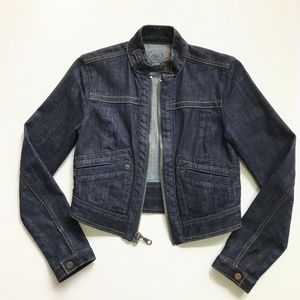 GAP 1969 Limited Edition Denim Moto Jacket - XS